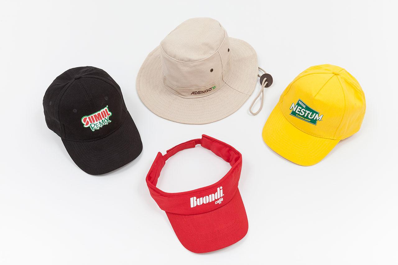 bonés chapéus personalizados
