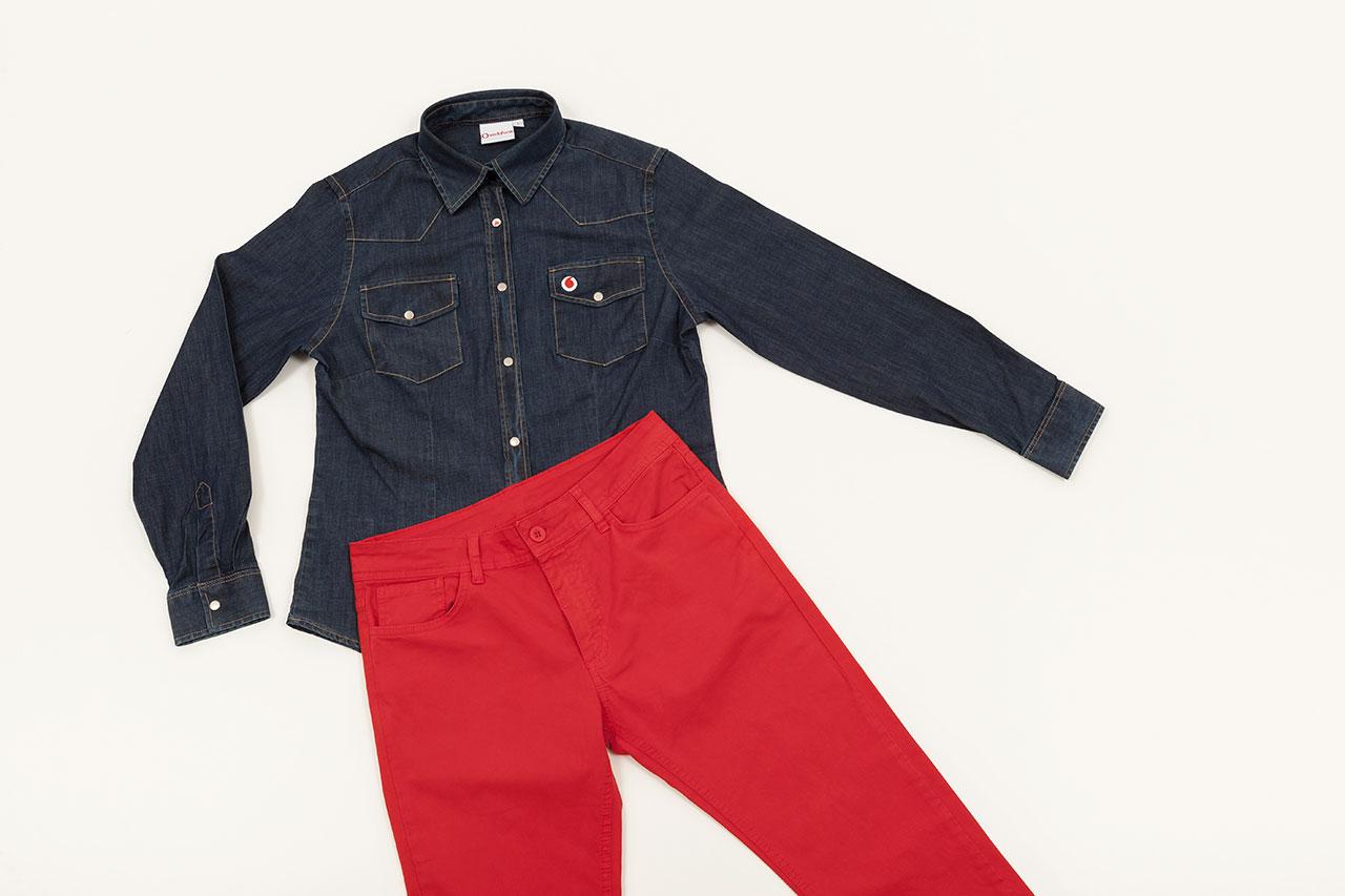 camisa calça personalizada